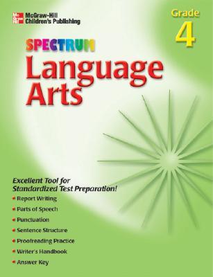 Image for Spectrum Language Arts (Grade 4)