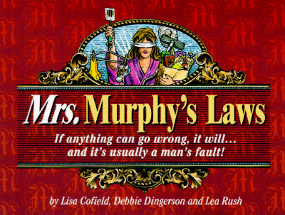 Image for Mrs. Murphy's Laws