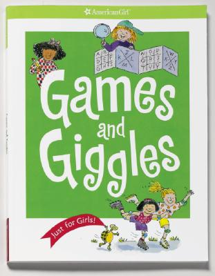 Image for GAMES AND GIGGLES