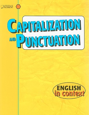 Capitalization and Punctuation: English in Context