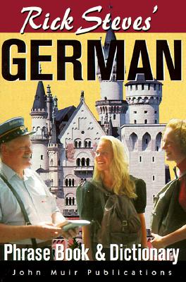 Image for Rick Steves' German Phrasebook and Dictionary (Rick Steves' Phrase Books) (German Edition)