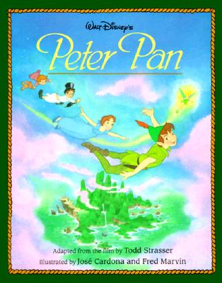 Image for Walt Disney's Peter Pan (Illustrated Classic)