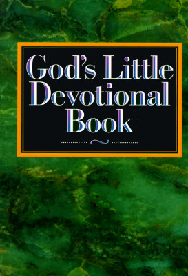 Image for God's Little Devotional Book
