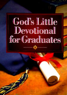 Image for God's Little Devotional Book for Graduates