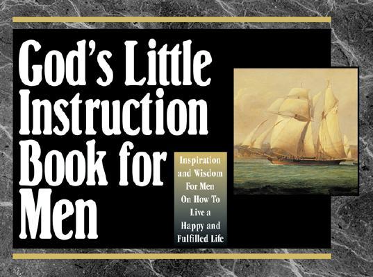 Image for God's Little Instruction Book for Men (God's Little Instruction Book Series)