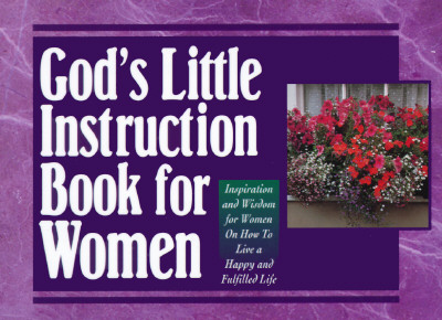Image for Gods Little Instruction Book for Women