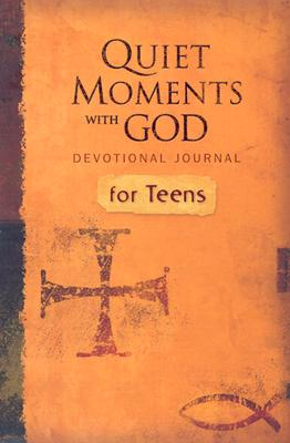 Quiet Moments with God Devotional Journal for Teens