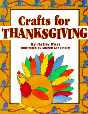 Image for Crafts for Thanksgiving (Holiday Crafts for Kids)