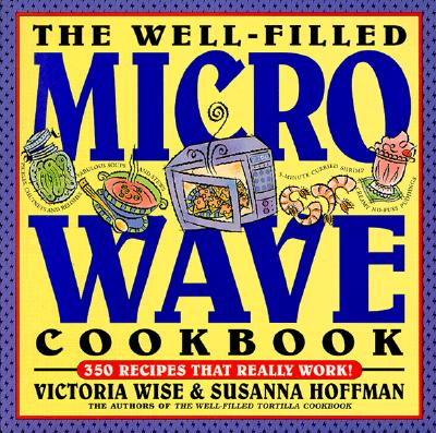 Image for WELL-FILLED MICROWAVE COOKBOOK