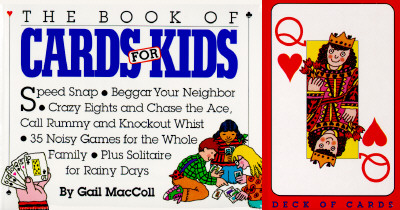 Image for The Book of Cards for Kids