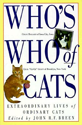 Image for Who's Who of Cats