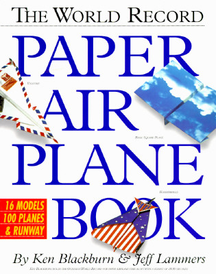 Image for The World Record Paper Airplane Book