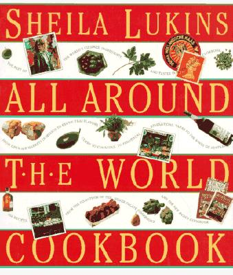 Image for ALL AROUND THE WORLD COOKBOOK