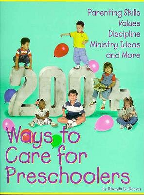 Image for 200+ Ways to Care for Preschoolers
