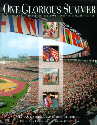 Image for One Glorious Summer: A Photographic History of the 1996 Atlanta Olympics