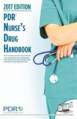 PDR Nurse's Drug Handbook 2017, PDR Staff