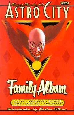 Astro City Vol. 3: Family Album, Kurt Busiek, Brent Anderson, Alex Ross