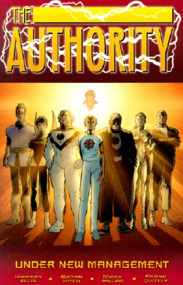 Image for The Authority Book 2: Under New Management