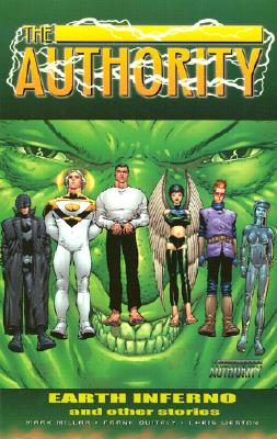 Image for Authority, The: Earth Inferno and Other Stories