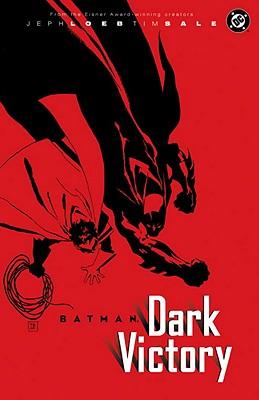 Batman: Dark Victory, Loeb, Jeph