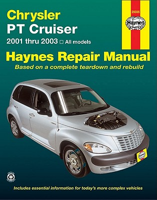 Image for Chrysler Pt Cruiser Automotive Repair Manual