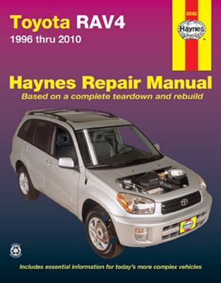 Image for Toyota RAV4: 1996 thru 2010 (Haynes Repair Manual)