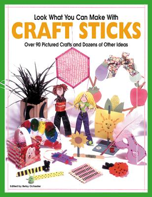 Look What You Can Make With Craft Sticks
