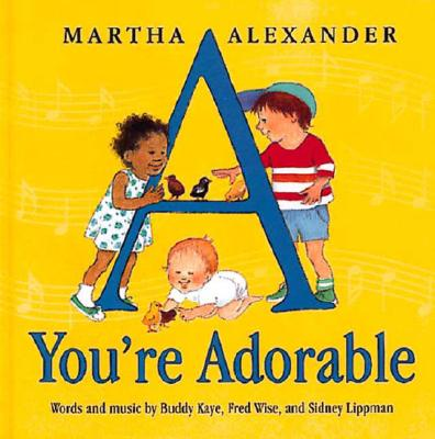 Image for A You're Adorable