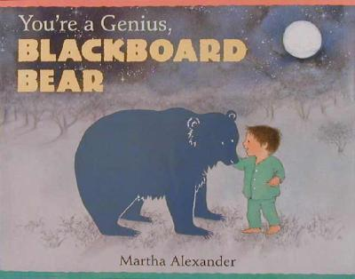 Image for YOU'RE A GENIUS, BLACKBOARD BEAR