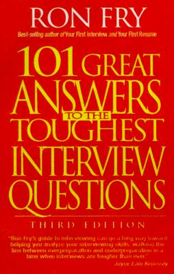 Image for 101 Great Answers to the Toughest Interview Questions