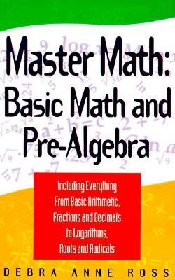 Image for Master Math: Basic Math and Pre-Algebra (Master Math Series)