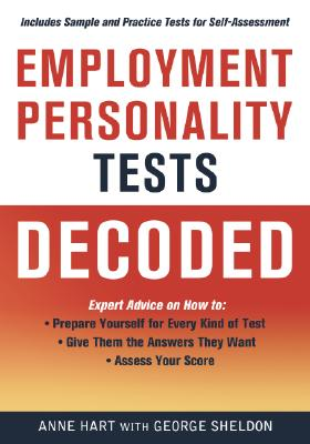 Image for Employment Personality Tests Decoded