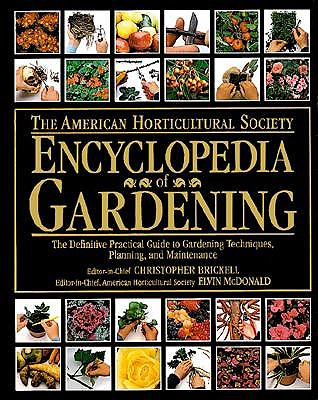 Image for The American Horticultural Society Encyclopedia of Gardening