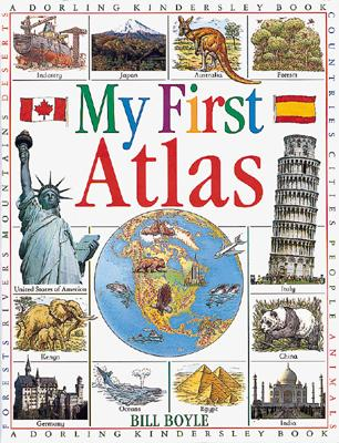 My First Atlas, Bill Boyle