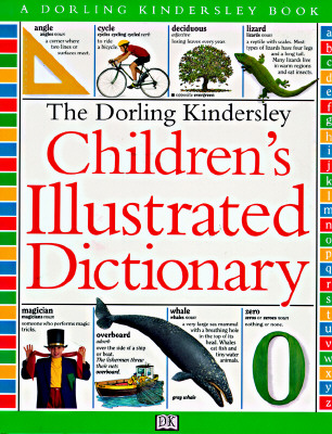 Image for Children's Illustrated Dictionary