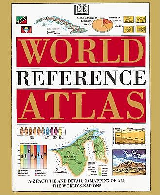 Image for DK World Reference Atlas