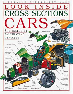 Image for Cars (Look Inside Cross-Sections)
