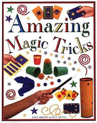 Image for Amazing Magic Tricks