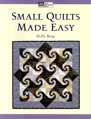 Image for Small Quilts Made Easy