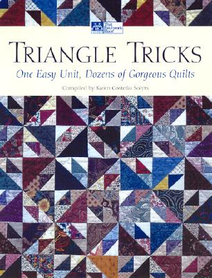 Image for Triangle Tricks: One Easy Unit, Dozens of Gorgeous Quilts (That Patchwork Place)
