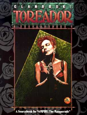 Image for Clanbook: Toreador