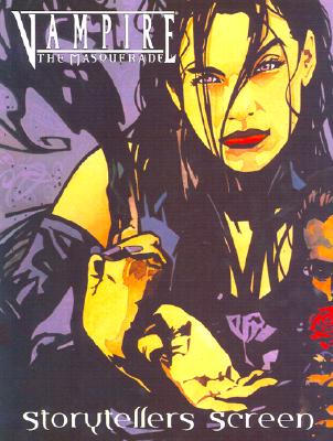 *OP Vampire Storyteller Companion/Screen (Vampire: The Masquerade Companions), White Wolf Games Studio