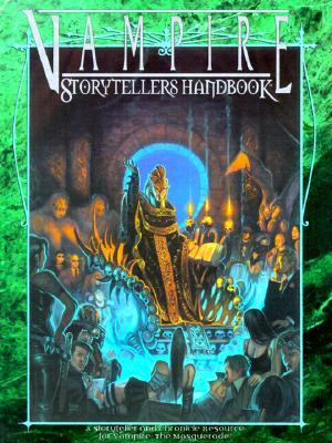 Image for Vampire Storytellers Handbook