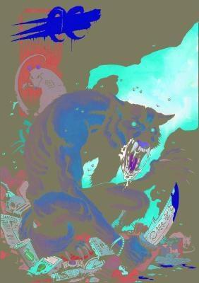 Image for Bone Gnawers & Stargazers (Werewolf: The Apocalypse: Tribe Novel, Book 4)