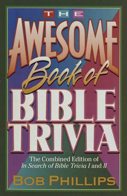 Image for The Awesome Book of Bible Trivia
