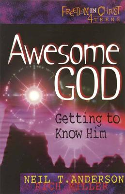 Image for Awesome God (Freedom in Christ 4 Teens)
