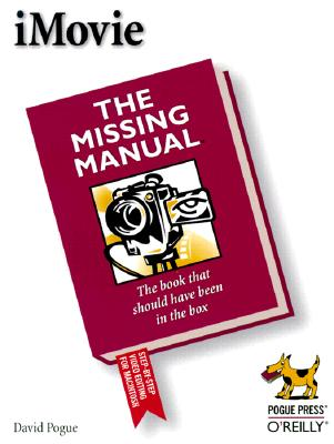Image for iMovie: The Missing Manual