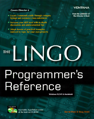 Image for The Lingo Programmer's Reference