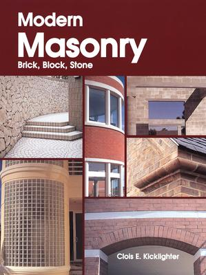 Image for Modern Masonry : Brick, Block, Stone