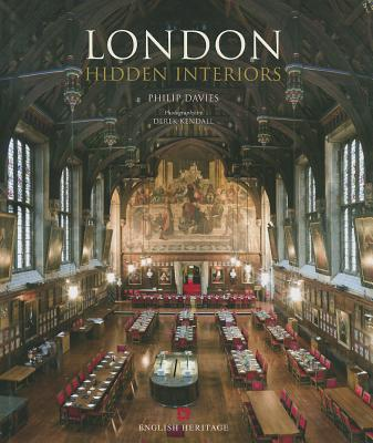 Image for London Hidden Interiors: An English Heritage Book